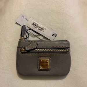 Dooney & Bourke Bags - NWT Dooney & Bourke Saffiano Small Coin Case